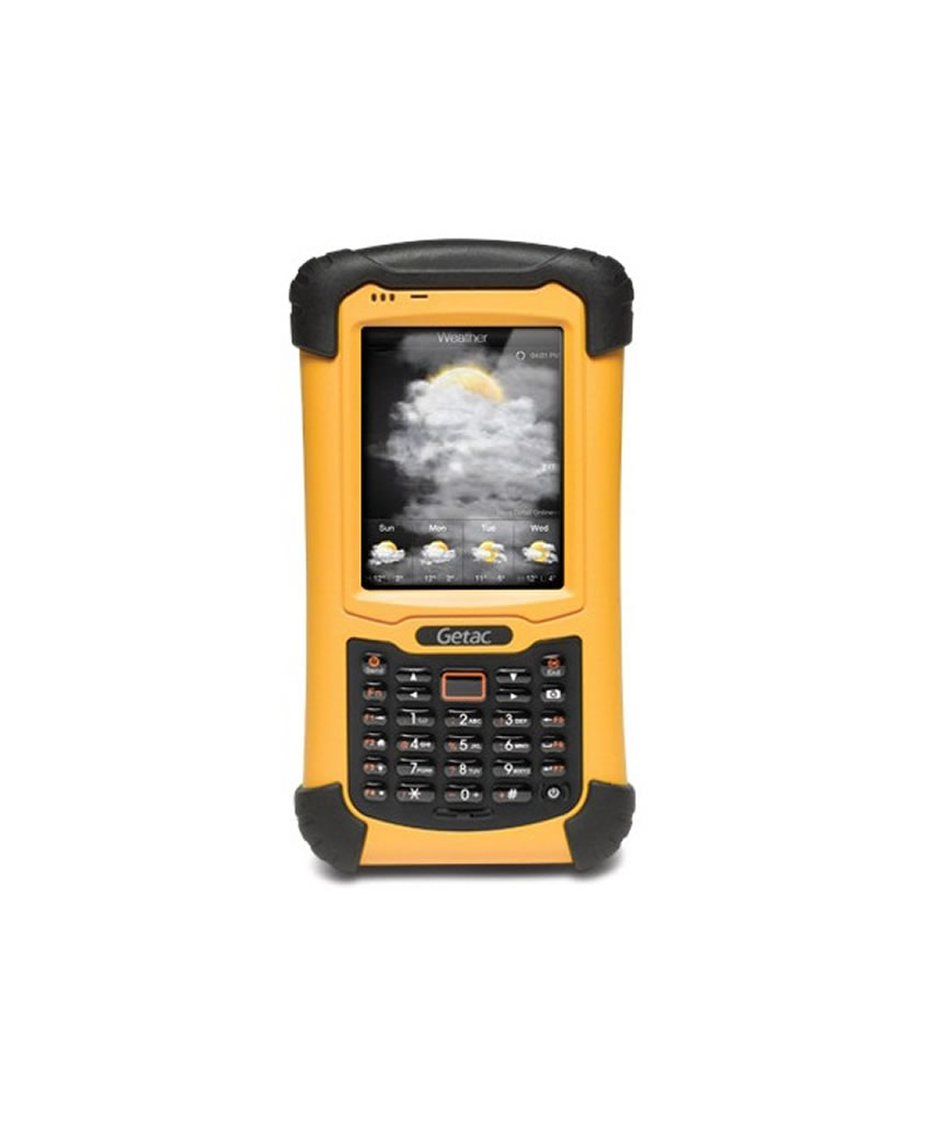 Getac Model PS336 The PS336 rugged handheld GIS GPS